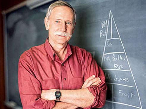 Harvard-Ernährungswissenschaftler Walter Willett